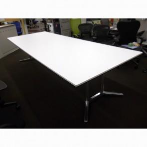 【中古品】オカムラ/RATIOⅡ[ラティオⅡ] ミーティングテーブル/幅3200mm