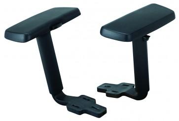 【激安】オフィスチェア/USM・GSMシリーズ専用T型可動肘(MT-01)