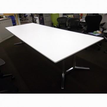 【中古品】オカムラ/RATIOII[ラティオII] ミーティングテーブル/幅3200mm